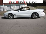 2002 Pontiac Firebird Trams Am  used car