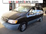 1999 Toyota Sienna LE  used car
