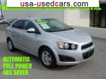 2014 Sonic LT  used car