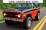 1972 Ford Bronco  used car