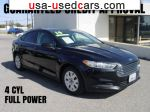 2014 Ford Fusion S  used car
