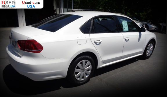 Car Market in USA - For Sale 2013  Volkswagen Passat Wolfsburg Edition PZEV