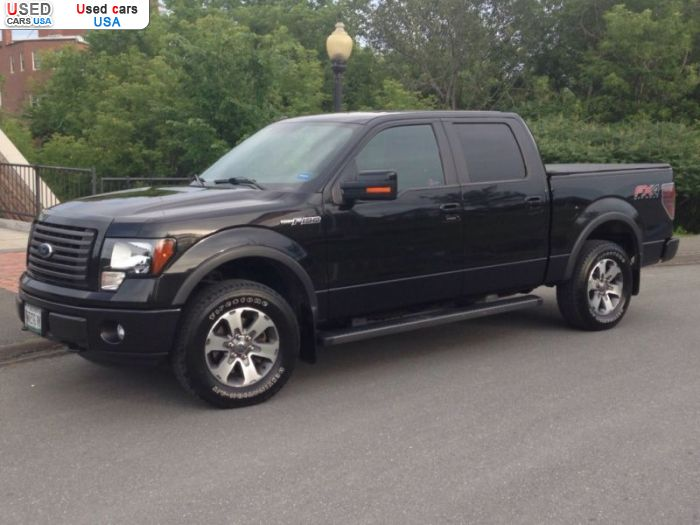 Car Market in USA - For Sale 2012  Ford