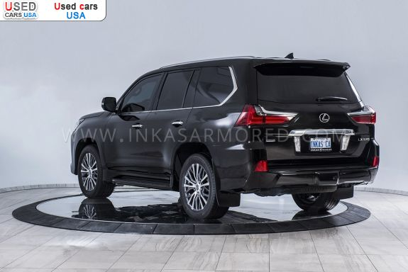 Car Market in USA - For Sale 2017  Lexus LX LX 570 - 4dr SUV