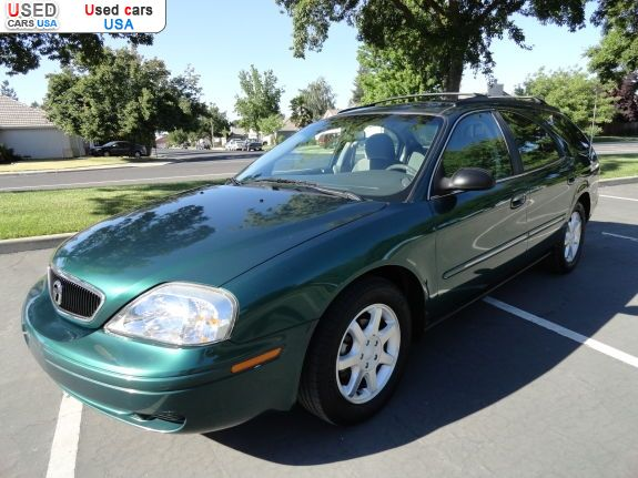 Car Market in USA - For Sale 2000  Mercury Sable GS