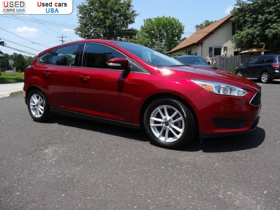 Car Market in USA - For Sale 2015  Ford Focus SE