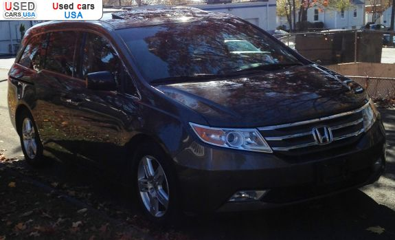 Car Market in USA - For Sale 2012  Honda Odyssey Touring Elite