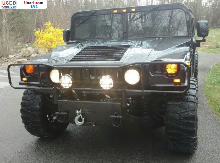 Car Market in USA - For Sale 1998  Hummer H1