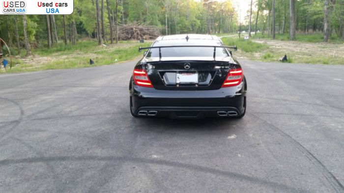 Car Market in USA - For Sale 2012  Mercedes