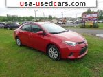 2015 Toyota Corolla LE - Sedan  used car