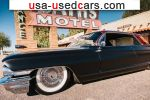 Car Market in USA - For Sale 1962  Cadillac De Ville