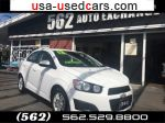 2012 Sonic LS  used car