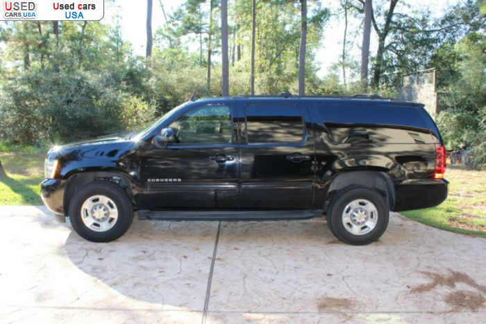 Car Market in USA - For Sale 2011  Chevrolet Suburban