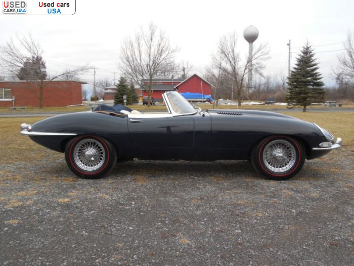 Car Market in USA - For Sale 1967  Jaguar E Type