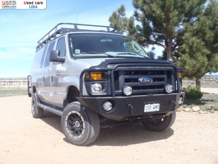 Car Market in USA - For Sale 2011  Ford E 350