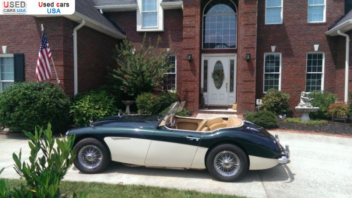 Car Market in USA - For Sale 1958  Austin Healy
