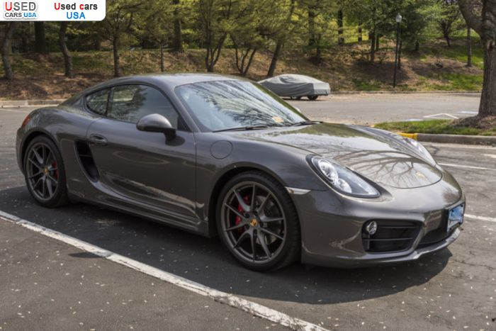 Car Market in USA - For Sale 2014  Porsche Cayman