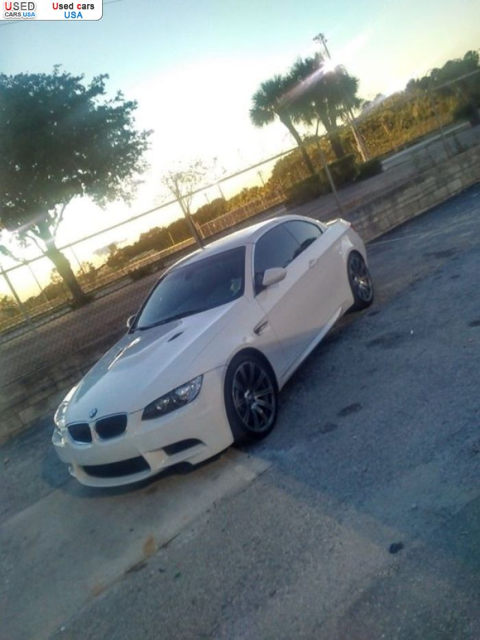 Car Market in USA - For Sale 2011  BMW 4 Series