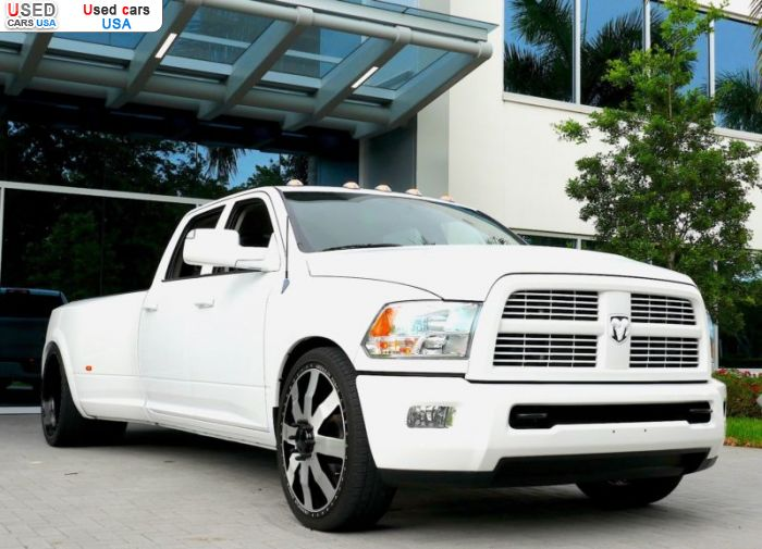 Car Market in USA - For Sale 2012  Dodge RAM