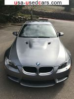 Car Market in USA - For Sale 2013  BMW M3