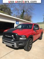 Car Market in USA - For Sale 2017  Dodge RAM