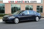 2016 Mercedes S Maybach S600