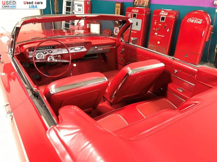 Car Market in USA - For Sale 1962  Chevrolet Impala