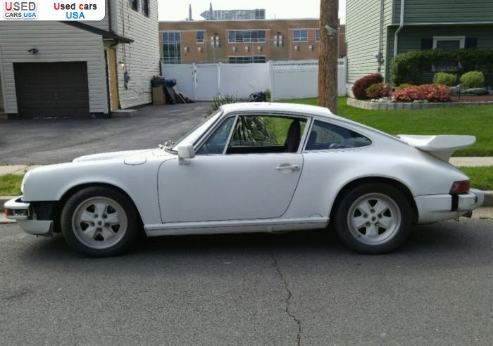 Car Market in USA - For Sale 1987  Porsche 911