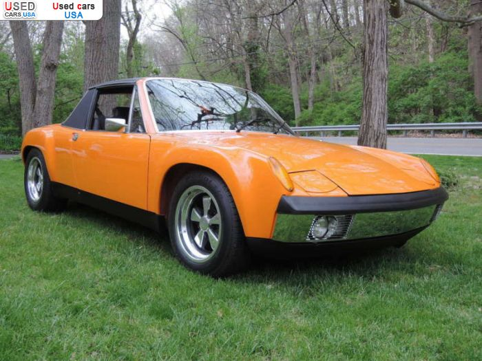 Car Market in USA - For Sale 1970  Porsche 914