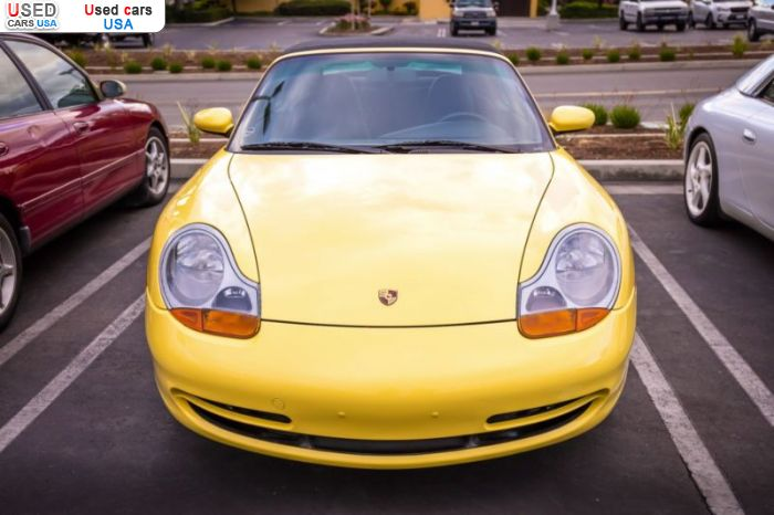 Car Market in USA - For Sale 1999  Porsche 911
