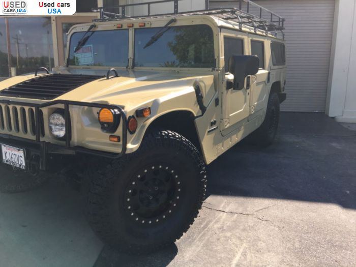 Car Market in USA - For Sale 1994  Hummer H1