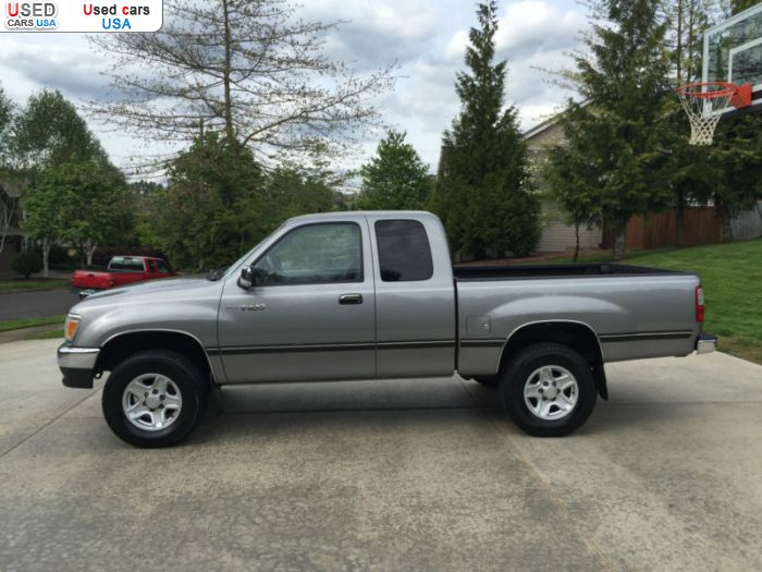 Car Market in USA - For Sale 1997  Toyota T100
