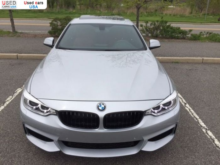 Car Market in USA - For Sale 2014  BMW 4 Series