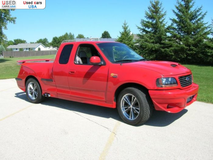Car Market in USA - For Sale 2000  Ford F 150