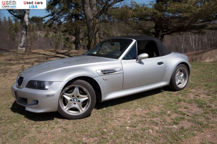 Car Market in USA - For Sale 2000  BMW Roadster