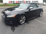 Car Market in USA - For Sale 2010  Audi TT