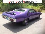Car Market in USA - For Sale 1971  Plymouth Road Runner