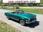 Car Market in USA - For Sale 1970  Mercedes