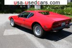 Car Market in USA - For Sale 1973  De Tomaso Pantera