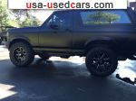 Car Market in USA - For Sale 1996  Ford Bronco