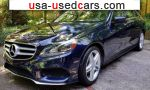 Car Market in USA - For Sale 2014  Mercedes E
