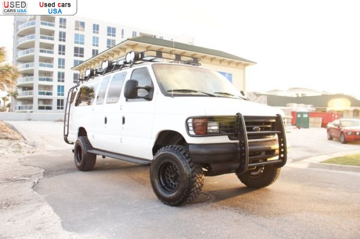 Car Market in USA - For Sale 2005  Ford E 350