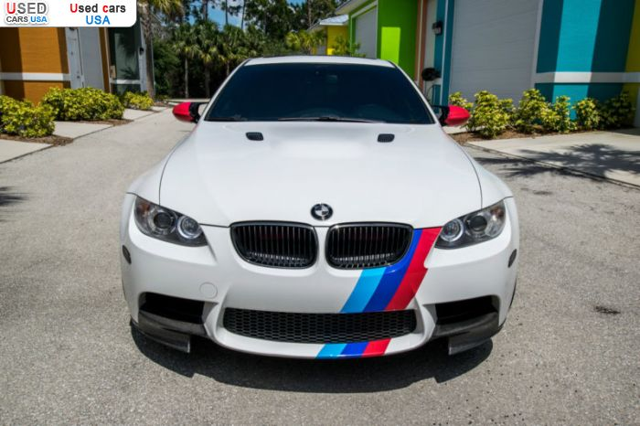Car Market in USA - For Sale 2009  BMW M3