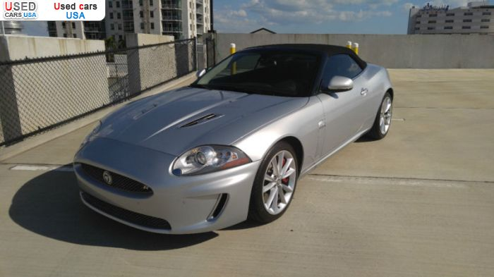 Car Market in USA - For Sale 2010  Jaguar XKR