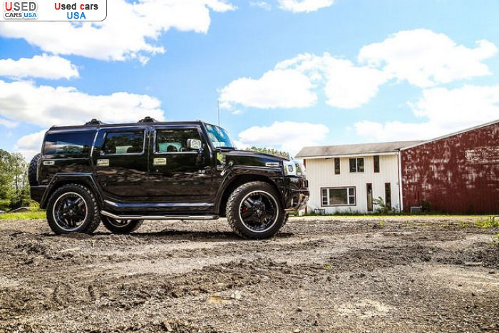 Car Market in USA - For Sale 2004  Hummer H2