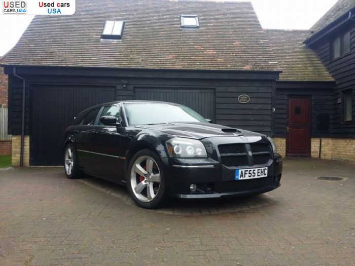 Car Market in USA - For Sale 2006  Dodge Magnum