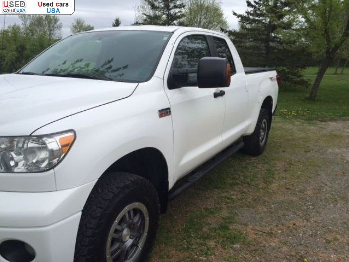 Car Market in USA - For Sale 2010  Toyota Tundra