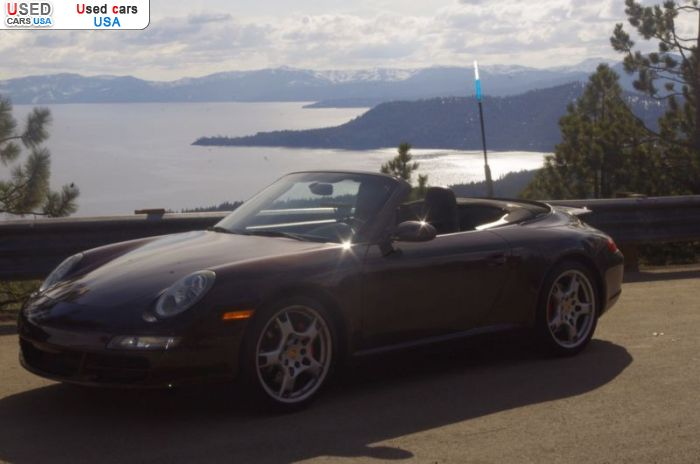 Car Market in USA - For Sale 2008  Porsche 911