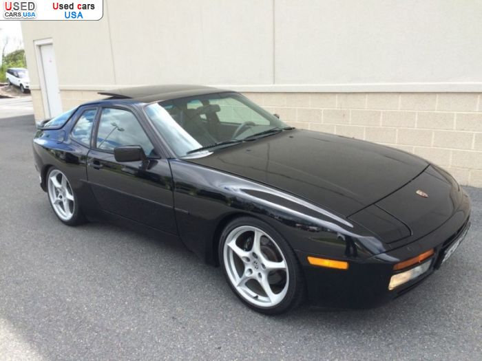 Car Market in USA - For Sale 1991  Porsche 944