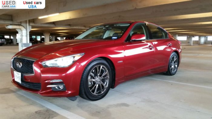 Car Market in USA - For Sale 2014  Infiniti Q 50